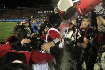 Eastern Washington won the 2010 FCS title and is looking to prove that they are the best team in Washington