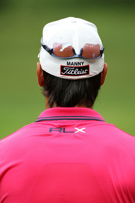 BETHESDA, MD - JUNE 17:  Matteo Manassero of Italy is seen during the second round of the 111th U.S. Open at Congressional Country Club on June 17, 2011 in Bethesda, Maryland.  (Photo by Jamie Squire/Getty Images)