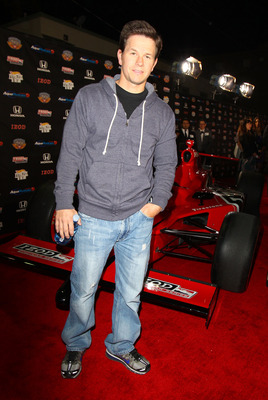 LOS ANGELES, CA - APRIL 13:  Actor Mark Wahlberg attends an IZOD party to celebrate the 100th Anniversary Indianapolis 500 at The Colony on April 13, 2011 in Los Angeles, California. The Indy 500 will take place on May 29, 2011 at the Indianapolis Motor S