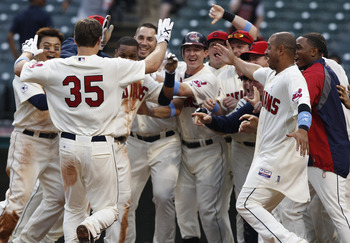 The Indians might not be celebrating after their upcoming road trip.