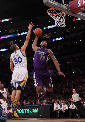 Demarcus Cousins could prove to be a big time steal for the Kings.