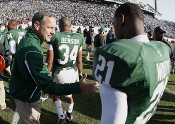 The Spartans had a magnificent 2010 campaign.