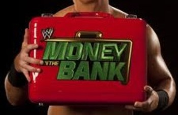 in less than four weeks the second ever money in the bank ppv will