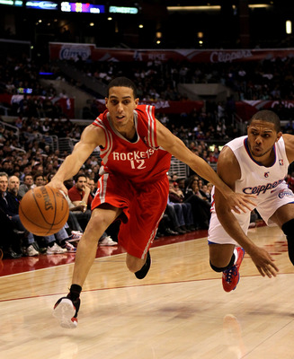 Rockets guard Kevin Martin