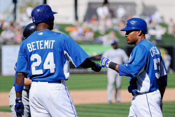 Wilson Betemit and Melky Cabrera could be moving at the trade deadline.