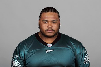 PHILADELPHIA - 2009:  Nick Cole of the Philadelphia Eagles poses for his 2009 NFL headshot at photo day in Philadelphia, Pennsylvania.  (Photo by NFL Photos)
