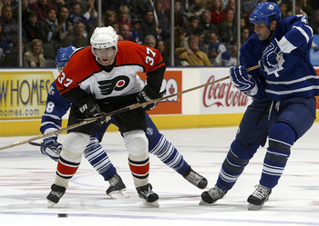 Should Eric Lindros be Selected for the NHL Hall of Fame?