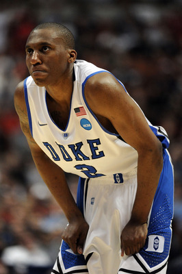 ANAHEIM, CA - MARCH 24:  Nolan Smith #2 of the Duke Blue Devils looks on against the Arizona Wildcats during the west regional semifinal of the 2011 NCAA men's basketball tournament at the Honda Center on March 24, 2011 in Anaheim, California.  (Photo by