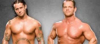 CM Punk vs. Chris Benoit