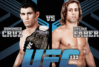 UFC 132: Urijah Faber vs. Dominick Cruz