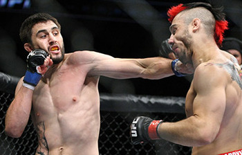 Condit will be tested