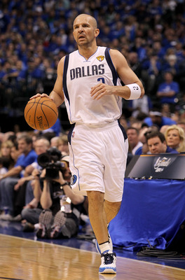 Jason Kidd, a Tough Point Guard who Can Shoot, Pass, and Rebound
