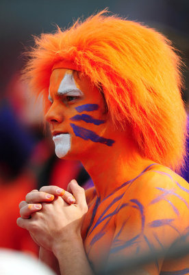 Clemson Tattoos on Listen  You Have Got To Go To A Game At Clemson