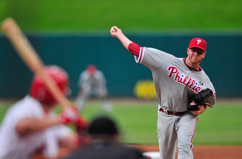 Roy Halladay is the top pitcher in the National League