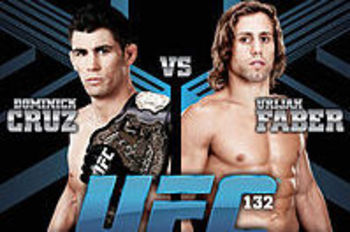 UFC 132 Live Saturday July 2, 2011
