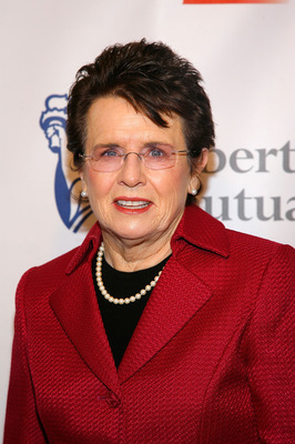 NEW YORK, NY - NOVEMBER 30:  Billie Jean King attends the 2010 Sports Illustrated Sportsman of the Year Celebration at IAC Building on November 30, 2010 in New York City.  (Photo by Andy Kropa/Getty Images)