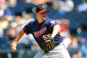 Closer Matt Capps needs to be a dominant force in the second half for the Twins to contend.
