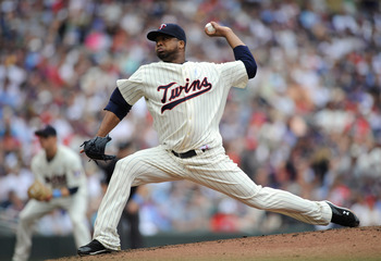 Lefty Francisco Liriano could be a hot commodity if the Twins decide to sell this summer.