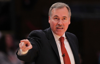 Mike D'Antoni Is Less Secure Now That Donnie Walsh Is Out
