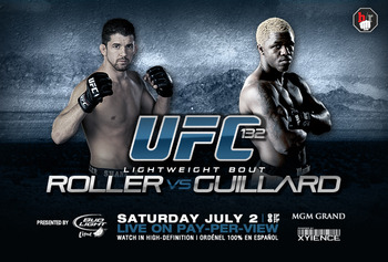 Look for the Greg Jackson product Guillard to throw 4th of July fireworks at UFC 132