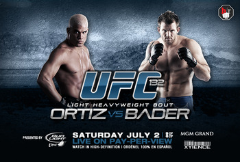 Will UFC 132 be the last fight of Tito's career?