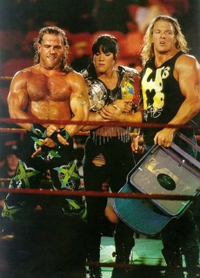 The first incarnation (minus Rick Rude)