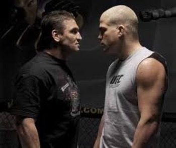 The feud between Tito Ortiz and Ken Shamrock began in 1999