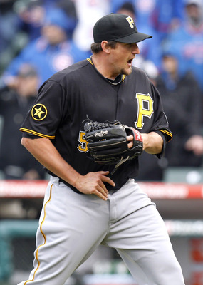 """The Hammer"" is perfect in save opportunities for the Pirates this year."