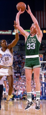 Larry Bird... Living Legend.