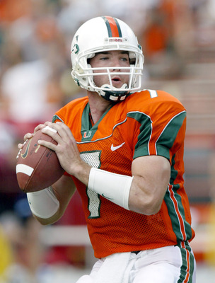 "Brock Berlin provided one reason for Gator fans to hate ""The U."""
