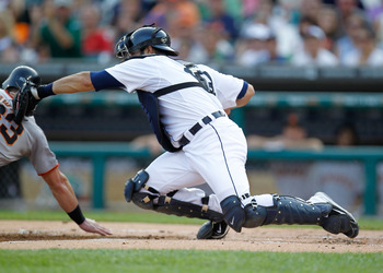 Alex Avila will take Mauer's place at catcher for the American League in the 2011 MLB All-Star Game.
