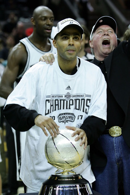 Tony Parker is a proven winner