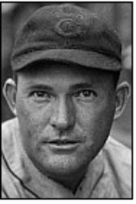 The immortal Rogers Hornsby is second all-time in batting average (photo courteous of baseballreference.com)