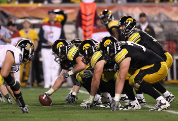 Iowa vs. Missouri in 2011 Insight Bowl
