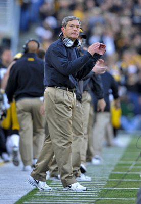 Head Coach Kirk Ferentz