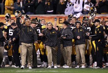 Coach Kirk Ferentz maintains a loyal coaching staff