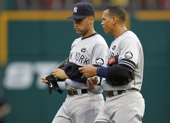 "A-Rod: ""So let me get this straight, Derek. Everyone on the team hates me. And loves you, right?"""