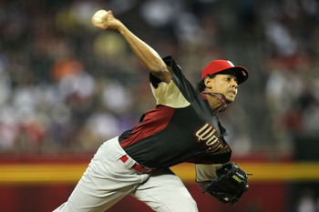 Nobody has made a bigger jump than Martinez, who showed the best velocity of any pitcher at the Futures Game
