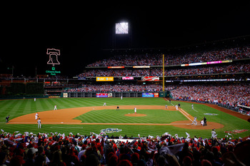 The Giants return to Citizens Bank Park on July 26, their first appearance there since clinching the NL Pennant last October.