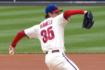 Cole Hamels / Photo by Jenn Zambri