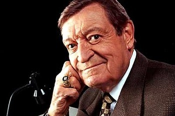Chick Hearn: a basketball legend