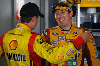 Another Sprint Cup title may become for the brothers in 2011