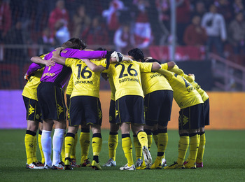 Borussia Dortmund will look to go onto bigger an better things in the Champions League