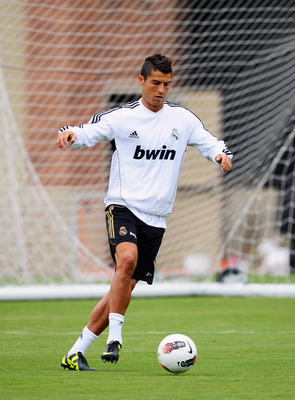 Ronaldo will aim for bigger and better things in his third season at the Bernabau