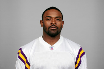 MINNEAPOLIS - 2005:  Onterrio Smith of the Minnesota Vikings poses for his 2005 NFL headshot at photo day in Minneapolis, Minnesota.  (Photo by Getty Images)