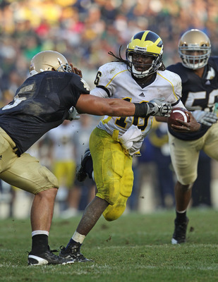 Manti Te'o and Denard Robinson