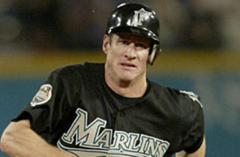 "Jeff ""Mr. Marlin"" Conine"