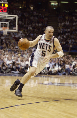 Jason Kidd was one of the most dominant all-around players