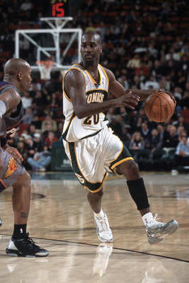 Gary Payton was one of the best two-way players ever in the NBA