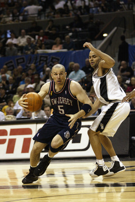 Jason Kidd tallied triple doubles with regularity during his prime